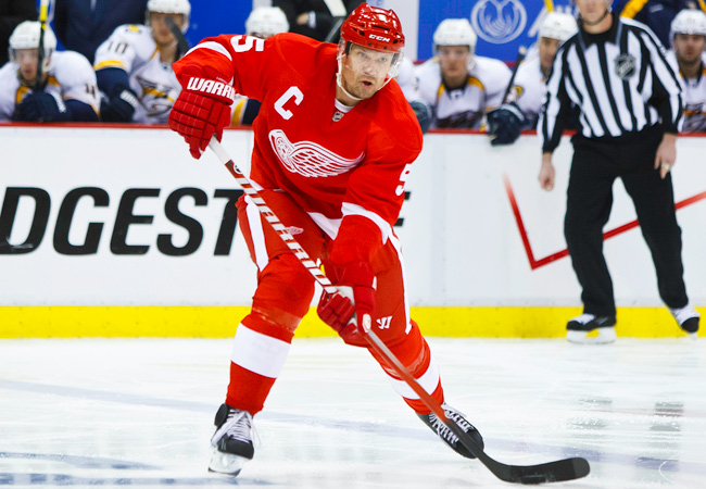 Red Wings defenseman Nicklas Lidstrom retired after last season after 20 seasons in the NHL.