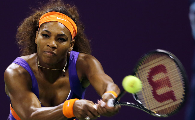 Serena Williams regained the No. 1 ranking from Victoria Azarenka on Monday.