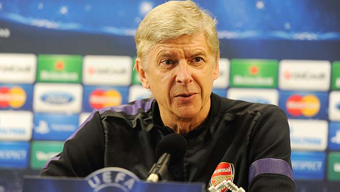 Arsene Wenger and Arsenal face perhaps the hottest club in Europe in Bayern Munich.