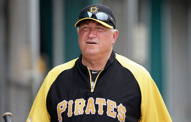 The Pittsburgh Pirates will extend manager Clint Hurdle through the 2014 season, according to sources.