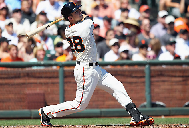 Buster Posey is far and away the top fantasy catcher for 2013 and could be drafted in the first round.