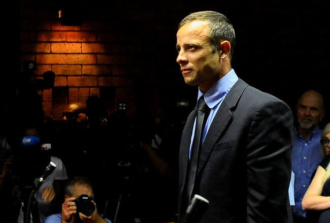 Osar Pistorius' statement and the prosecution's statement provide conflicting accounts of what happened in the shooting of Reeva Steenkamp.