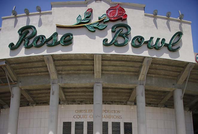 The Rose Bowl has long hosted U.S. soccer matches, including at the 1994 and 1999 World Cups.