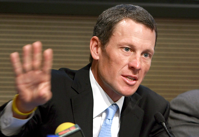 After months of talks, Lance Armstrong decided not to cooperate with USADA about doping in cycling.