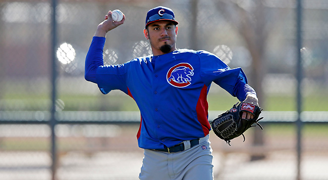 Matt Garza feels fine. The Cubs righty has endured nagging injuries since the middle of last season.