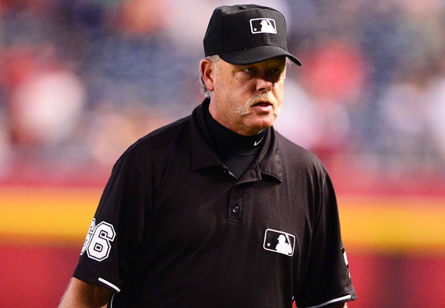 With the retirement of three umpires, Jim Joyce was promoted to crew chief.