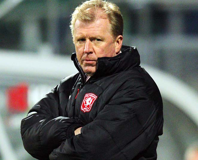 Steve McLaren has managed England and clubs in England, Germany and the Netherlands.