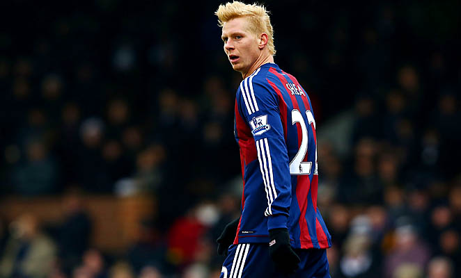 Brek Shea and Stoke City are in 10th place in the English Premier League.