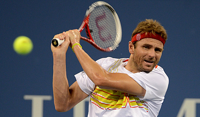 Mardy Fish is ending a six-month absence form the tour brought on by a heart condition.