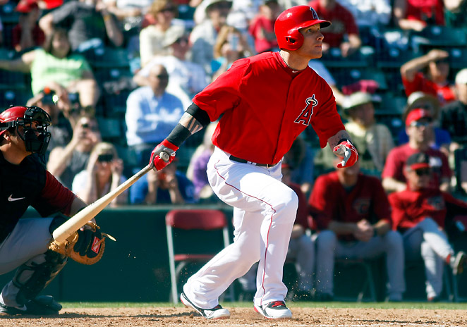 Josh Hamilton is capable of fantasy greatness, but could struggle in his first year with the Angels.