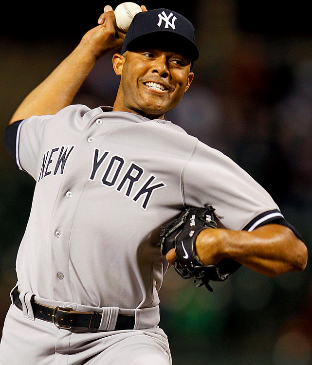 An ACL injury seemed likely to end Rivera's Hall of Fame career. Instead, Rivera, 43, decided to return for a 19th season. He said in January that his surgically repaired knee felt about 95 percent, which would put him on pace to open the season as the Yankees' closer again. Rivera has defied the odds throughout his career, so we shouldn't discount his ability to post another solid season. With so few sure things at closer, Rivera ranks just outside the top 10.
