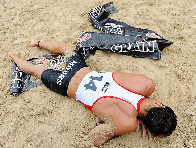 The Kelloggs Nutri-Grain Ironman surf lifesaving series in Noosa, Australia is a cereal killer.