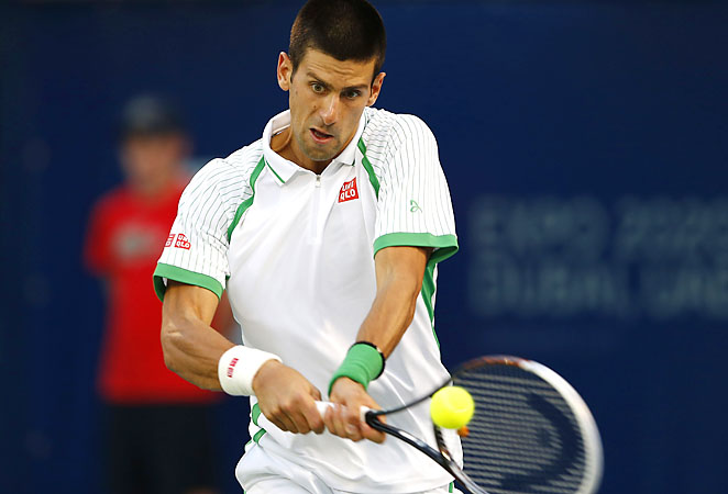 Novak Djokovic will be the No. 1 seed at Indian Wells, which begins next week.