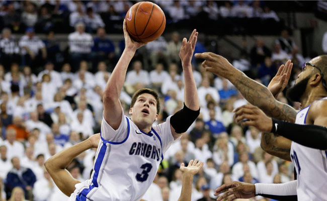 Creighton's Doug McDermott scored 41 points as the Bluejays defeated Wichita State.