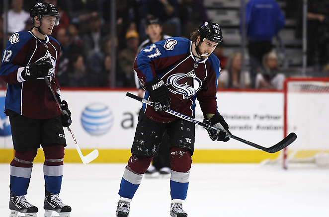 Avalanche forward Ryan O'Reilly has not played this season due to a contentious contract dispute.