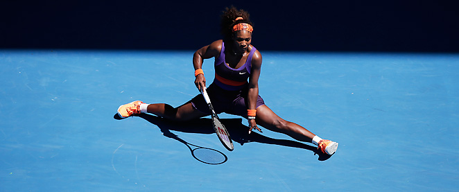 Serena Williams has battled nagging injuries since the Australian Open, but will compete tomorrow.