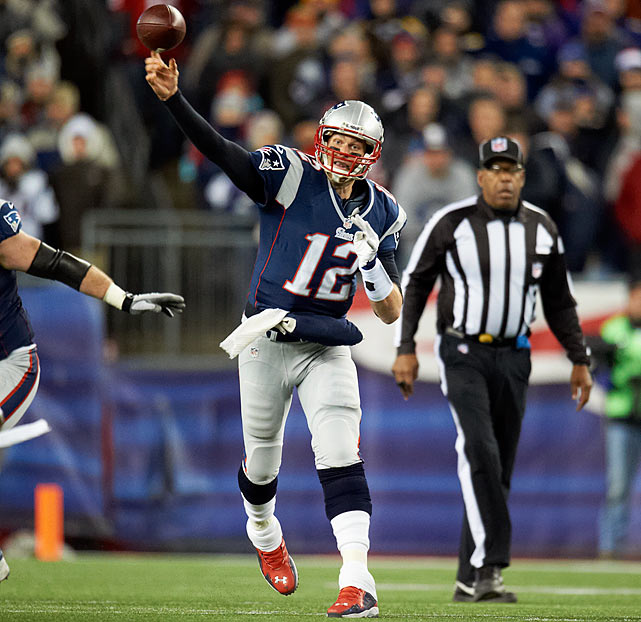 Tom Brady took one for the team. That doesn't mean he's playing for free. Although the New England Patriots quarterback took a cut in his base salary to help the Patriots get under the salary cap, he was able to guarantee more of his money, now $57 million over the next five years. Brady's contract calls for him to get $15 million in 2017, not bad for a 40-year old.