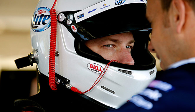 Brad Keselowski's competitive fire colors his comments as well as how he views his sport.