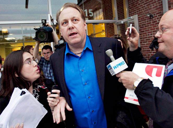 Curt Schilling asked a Rhode Island judge to dismiss a suit vs. his now-defunct video game company.