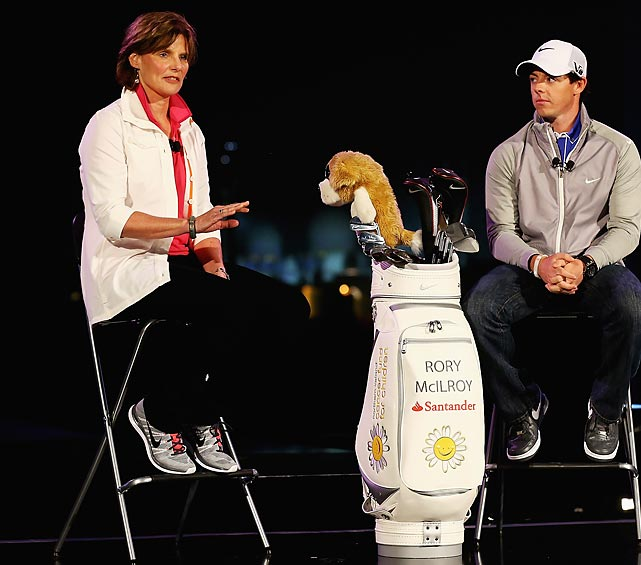 By plucking Rory McIlroy from Titleist to partner with longtime swoosh frontman Tiger Woods, Davis gave herself a global one-two marketing punch. Sure, Nike trailed TaylorMade-Adidas, Titleist and Callaway in golf revenue in 2012, but the charismatic McIlroy (up to $250 million over 10 years) gives Nike Golf next-gen status and sets up Davis, 50, for years. (Check out the web version of the magazine and subscribe to SI.)