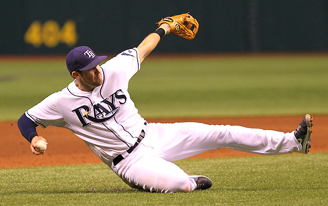 Finally healthy, Tampa Bay's Evan Longoria is poised for the season of his career at 27 years old.