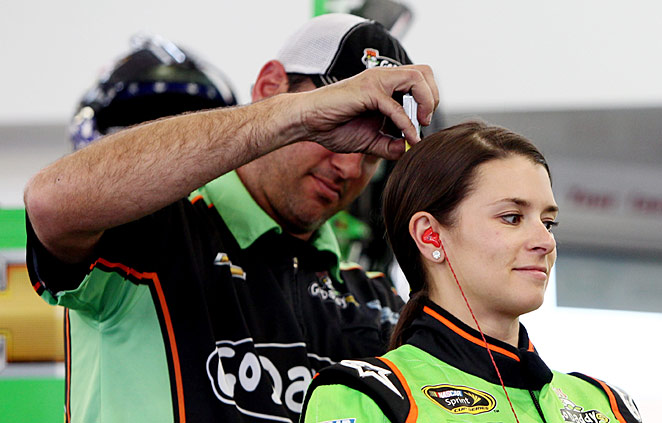 Danica Patrick's luck has been rough since her promising performance at Daytona.