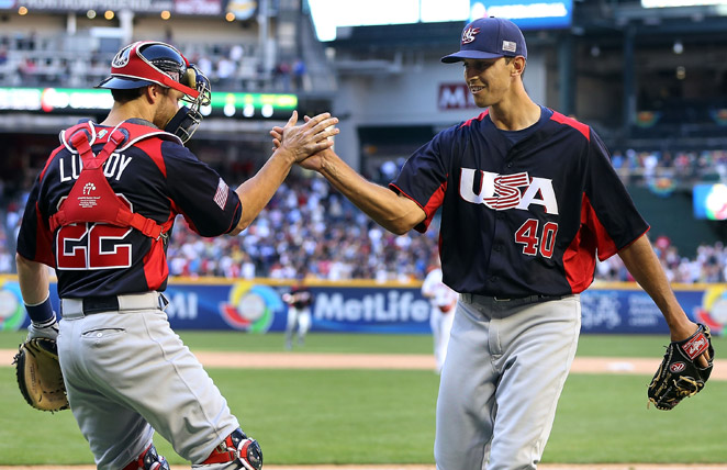 Thanks to the work of players like Steve Cishek, the U.S. beat Canada and stayed alive in the WBC.