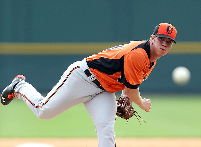 Dylan Bundy is arguably the best pitching prospect in baseball, but faces a restricting innings limit.