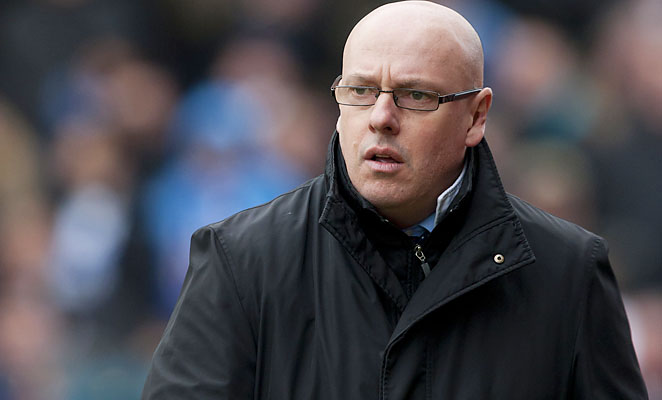 Brian McDermott had been Reading's coach since 2009.