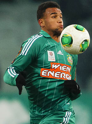Terrence Boyd has 15 goals in 32 games (26 starts) for Vienna this season.