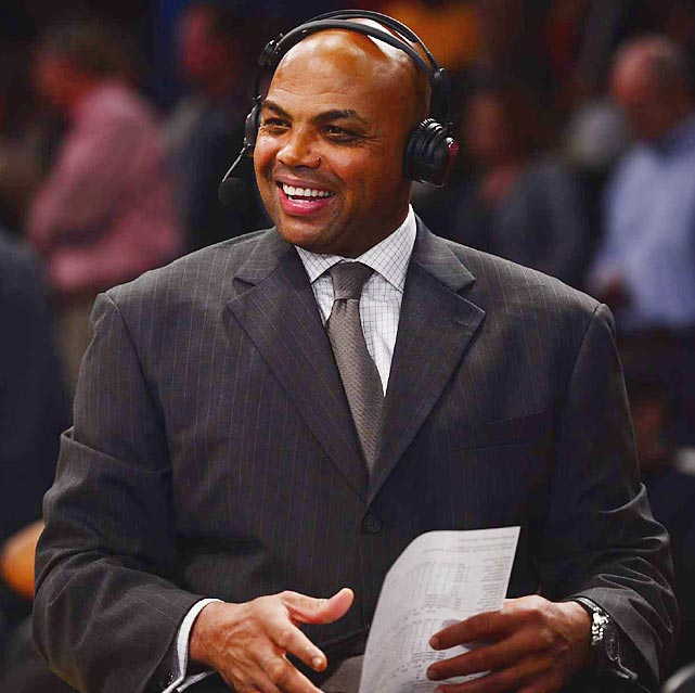 Arguably the most popular sports broadcaster in America, Barkley will once again work the tournament as a studio analyst. Drafted out of Auburn by the 76ers in 1984, he's been at Turner Sports since 2000.