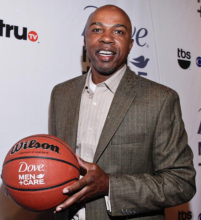 The versatile CBS and Turner Sports host will serve in the studio again for this year's tournament. Anthony was a two-time Honorable Mention AP All-America for UNLV in 1990 and 1991. His 1990-91 squad is considered one of the best college teams of all time.