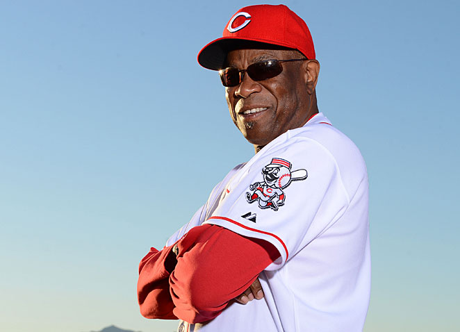 Dusty Baker is looking to guide the Reds to their third NL Central title in the past four years.