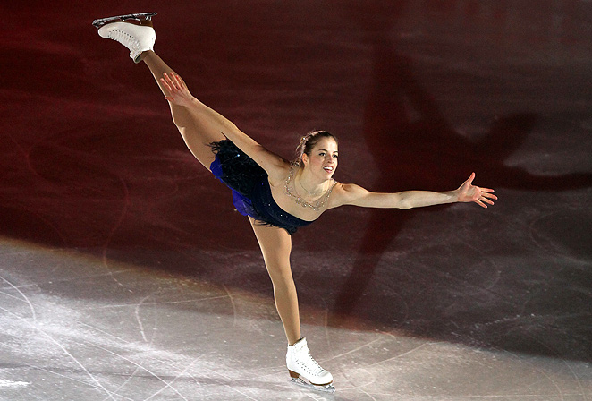 Carolina Kostner skipped the Grand Prix tour this year, but won her fifth European title in January.