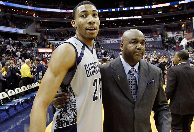 Georgetown sophomore forward Otto Porter won the Big East Player of the Year ward, while his coach John Thompson III won Coach of The Year. The Hoyas finished the season with a 24-5 record.