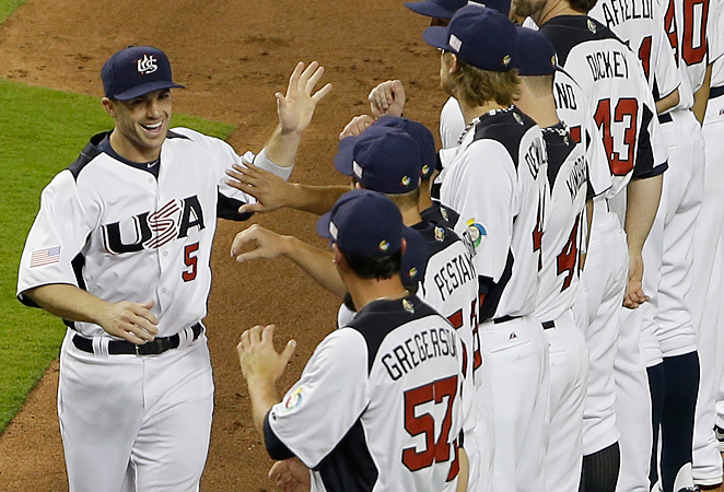 David Wright and Team USA have expressed a joy during the WBC they may miss in the regular season.