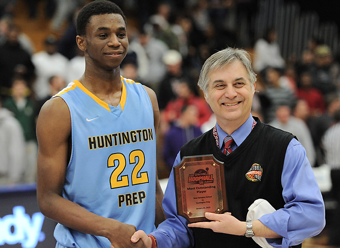 Andrew Wiggins finished his official visits this past week and now the nation awaits his college choice.
