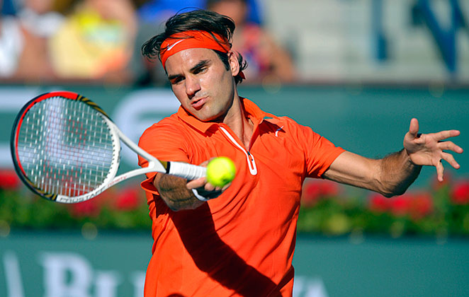 Roger Federer is the defending champion at the BNP Paribas Open, a top non-major tournament.
