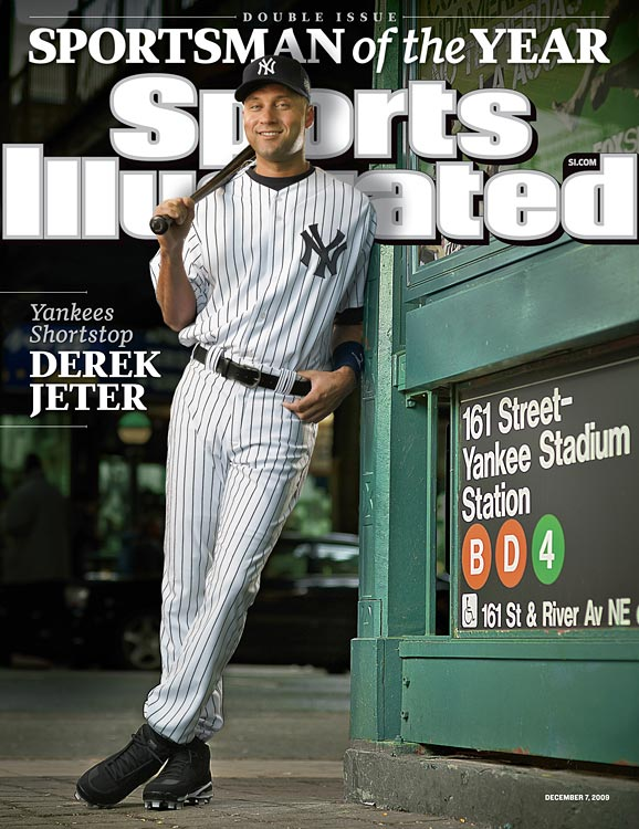 When Jeter chooses to hang up his spikes, he'll go down in Yankee lore as one of the greatest to ever wear the pinstripes. A Yankee throughout his career, Jeter has 3,304 hits, 1,868 runs and 348 stolen bases. The shortstop has made 13 All-Star Games and led the Yankees to five World Series.
