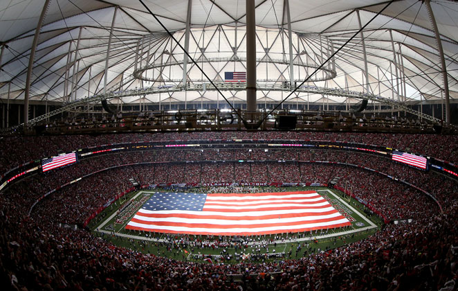 Despite only calling it home for 20 years, the Atlanta Falcons will move out of the Georgia Dome by 2017.