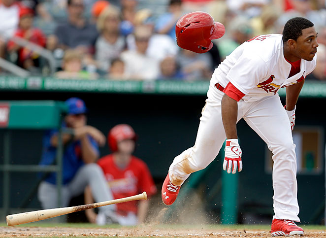 St. Louis' top prospect, Oscar Taveras, has been compared to former MVP winners Albert Pujols and Vladimir Guerrero.
