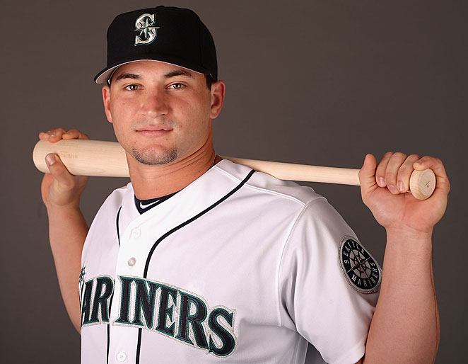 Top prospect Mike Zunino could take over as Seattle's starting catcher as soon as this season.