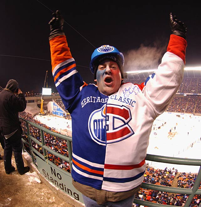 Since the NHL staged its first Heritage Classic, outdoor games have proved to be extremely popular with fans as well as players. And now let's take a look back at the seven spectacles the NHL has staged so far.