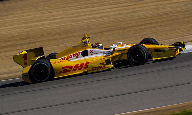 IndYCar stars like Ryan Hunter-Reay believe the series is sound. It just needs to attract fans.