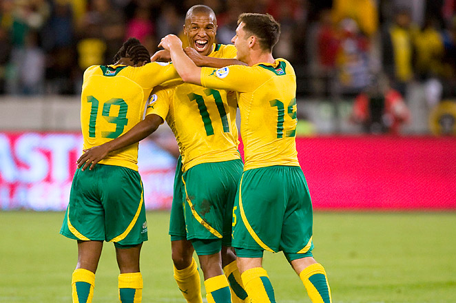As hosts, South Africa earned automatic qualification for the 2010 World Cup.