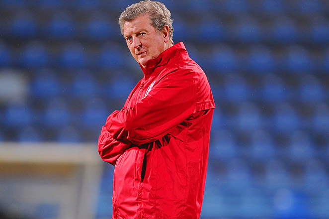 Manager Roy Hodgson has England sitting in second place in Group H, two points behind Montenegro.