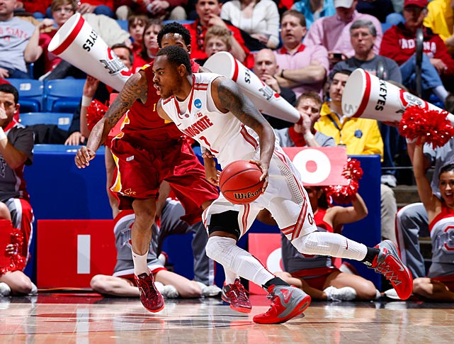 <bold>The Buckeyes' leading scorer (19.7) hadn't eclipsed the 20-point mark since mid-February, but Thomas is averaging 23 points on 16-of-26 (.615) shooting through Ohio State's first two tournament wins. Thomas now has 162 career points in the NCAA tournament, tied for 2nd most in Buckeye history.</bold>