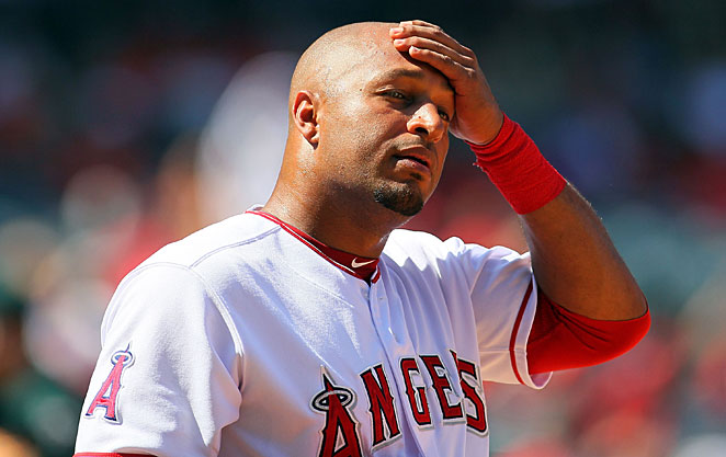 Vernon Wells comes to New York after two disappointing seasons with the Angels.
