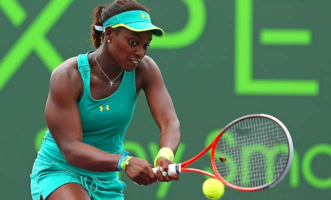 Sloane Stephens is 2-4 since her run to the Australian Open semifinals.