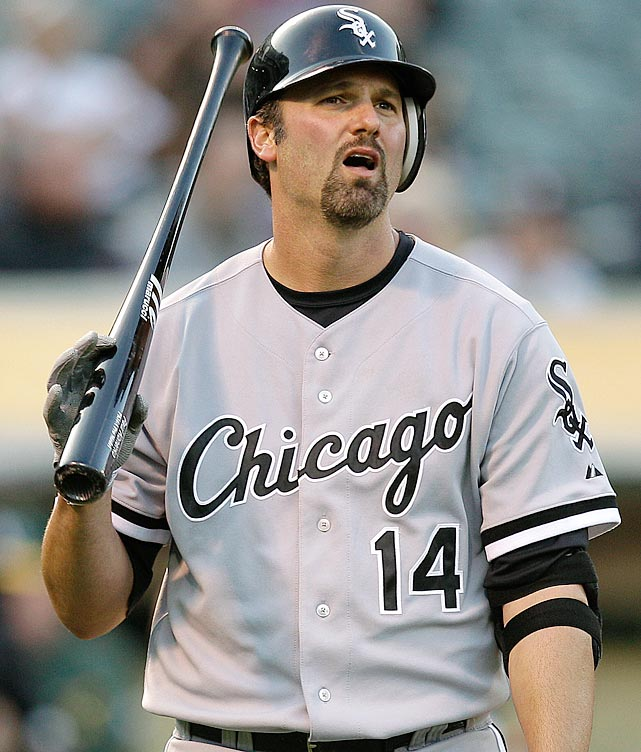 Paul Konerko is the only hitter in the White Sox's lineup who is a good bet to be above-average at the plate in the coming season, and he just turned 37 and is coming off wrist surgery. (SI's Experts Predictions)